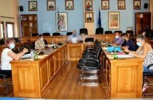 Ολοκληρώθηκαν οι συναντήσεις στην Περιφέρεια Δυτικής Μακεδονίας ενόψει της διεξαγωγής αιμοληψιών των συγγενών πεσόντων του ΄40. 6