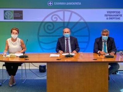 Κωστής Χατζηδάκης: 16 μεγάλες επενδύσεις σε Δυτική Μακεδονία-Μεγαλόπολη- Άνω των 5 δισ. ευρώ οι πόροι