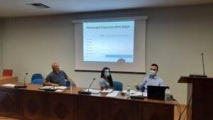 Ολοκληρώθηκαν οι συναντήσεις στην Περιφέρεια Δυτικής Μακεδονίας ενόψει της διεξαγωγής αιμοληψιών των συγγενών πεσόντων του ΄40. 8