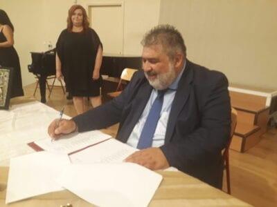 Εορδαία: Ανανέωση θητείας των Αντιδημάρχων