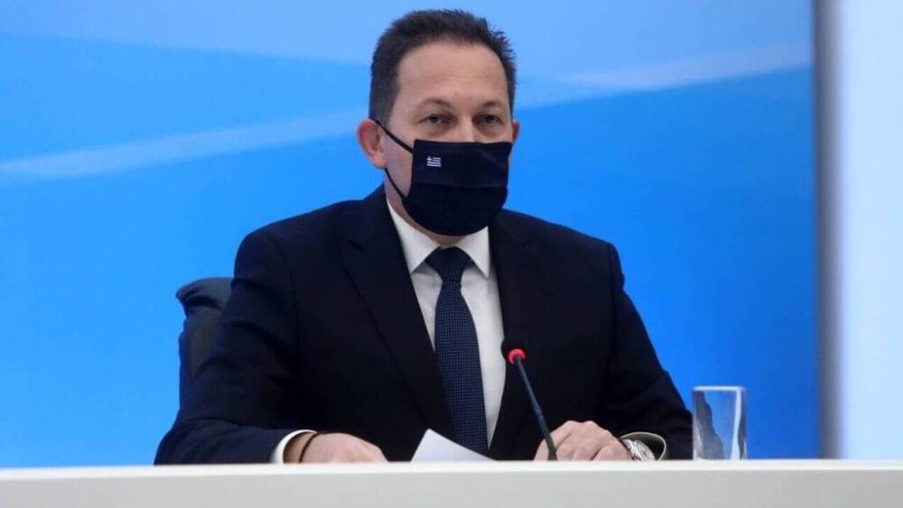 Ενημέρωση του κυβερνητικού εκπροσώπου Στ. Πέτσα (live)