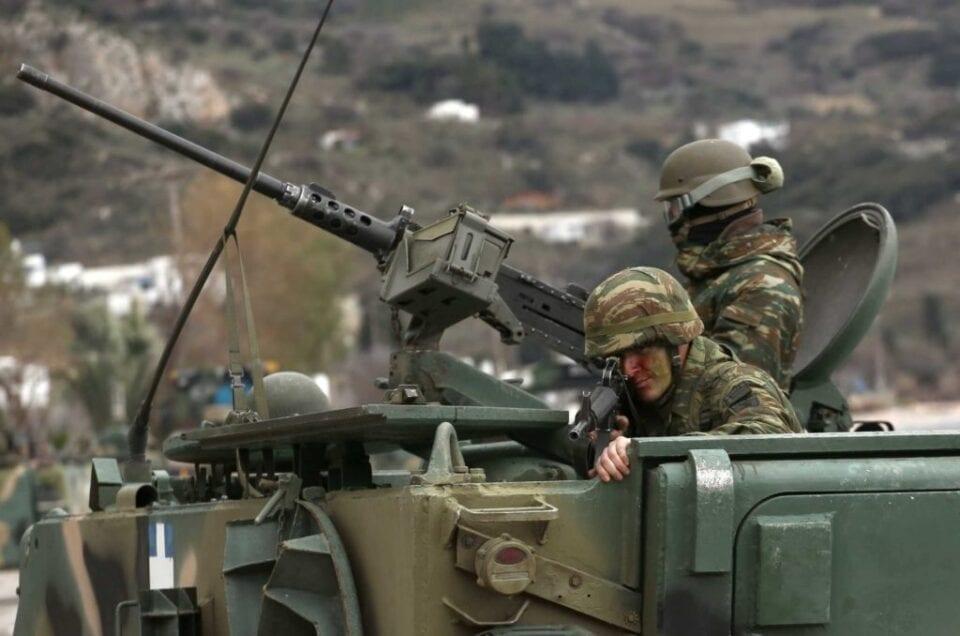 Έρχονται 6.000 προσλήψεις οπλιτών