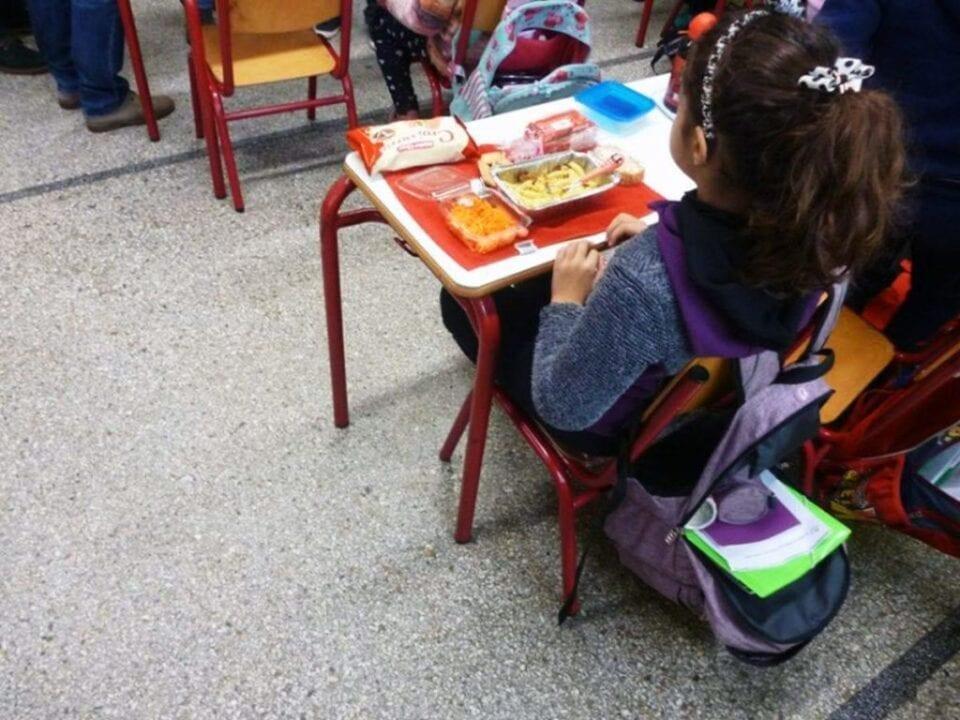 Μιχαηλίδου: Ξεκινάμε τη διανομή ζεστών σχολικών γευμάτων