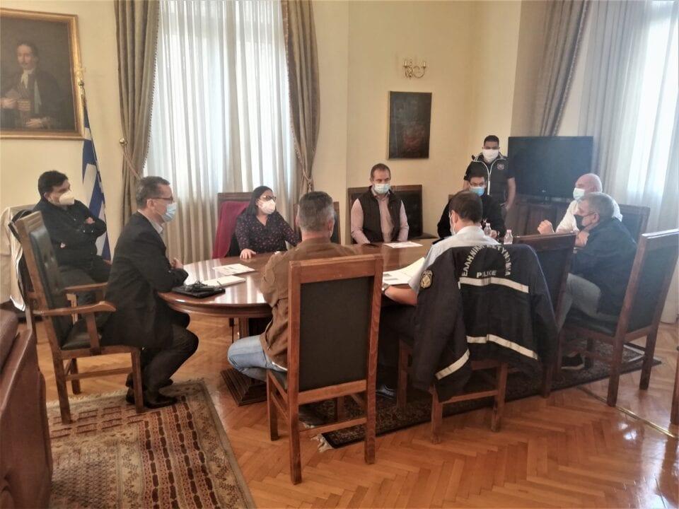 Δήμος Κοζάνης: Έκτακτη σύσκεψη φορέων για τον κορωνοϊό-Υψηλό το ποσοστό κρουσμάτων στην κοινότητα
