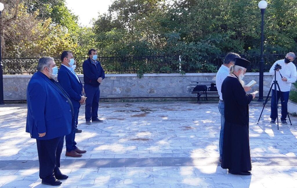 Eορδαία: Τρισάγιο στη μνήμη των εκτελεσθέντων του Μεσόβουνου.(φωτο) 8