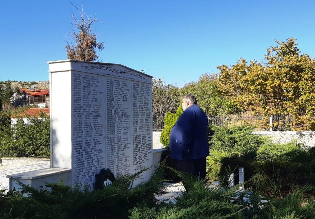 Eορδαία: Τρισάγιο στη μνήμη των εκτελεσθέντων του Μεσόβουνου.(φωτο) 7
