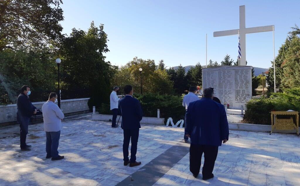 Eορδαία: Τρισάγιο στη μνήμη των εκτελεσθέντων του Μεσόβουνου.(φωτο) 6
