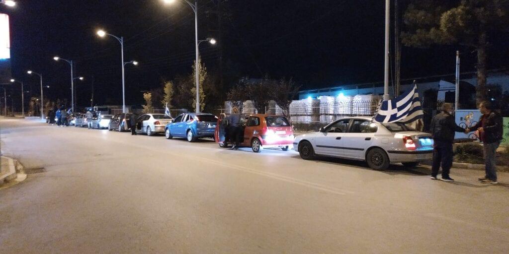 eordaialive.com: Πτολεμαΐδα- ''Όργωσαν'' σχεδόν ολη την Πόλη με τις μηχανές τους, κρατώντας Ελληνικές σημαίες! 8