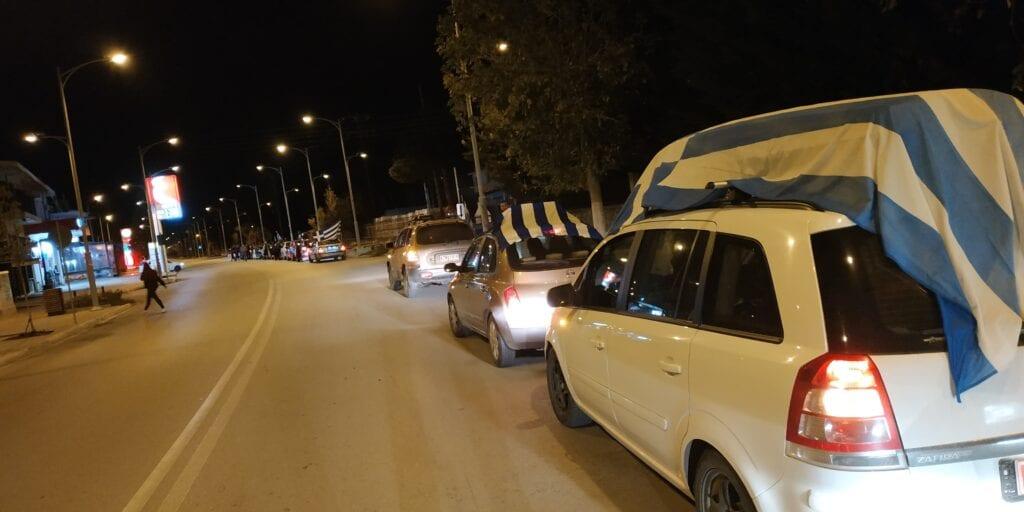 eordaialive.com: Πτολεμαΐδα- ''Όργωσαν'' σχεδόν ολη την Πόλη με τις μηχανές τους, κρατώντας Ελληνικές σημαίες! 11