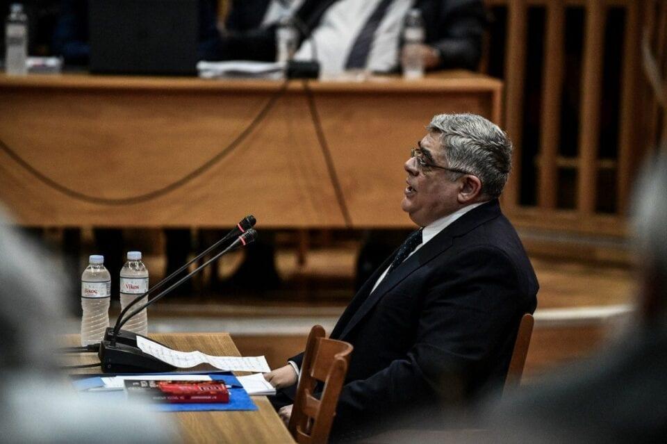 Σόου Μιχαλολιάκου: Περήφανος που μπαίνω φυλακή για τις ιδέες μου, θα δικαιωθούμε από την ιστορία και τον ελληνικό λαό