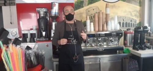 Κοζάνη: Πρόστιμα για μη χρήση μάσκας
