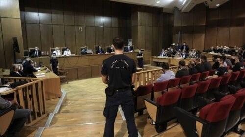 Δίκη Χρυσής Αυγής: Συνεχίζονται οι δευτερολογίες των συνηγόρων υπεράσπισης για τα ελαφρυντικά σήμερα