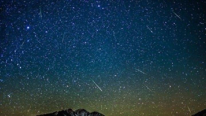 """Ωριωνίδες: Απόψε κοιτάξτε τον ουρανό - """"Βροχή"""" από πεφταστέρια"""