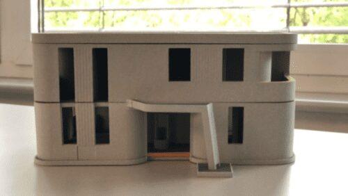 Έλληνας της Γερμανίας «εκτυπώνει» διώροφο κατοικήσιμο σπίτι με 3D εκτυπωτή