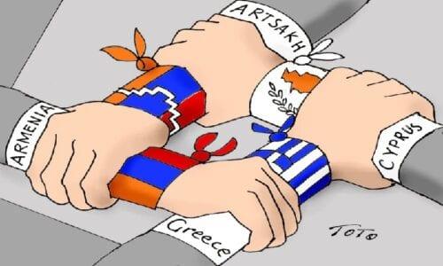 Τουρκικός επεκτατισμός & επιθέσεις σε Αρμενία, Ελλάδα, Κύπρο
