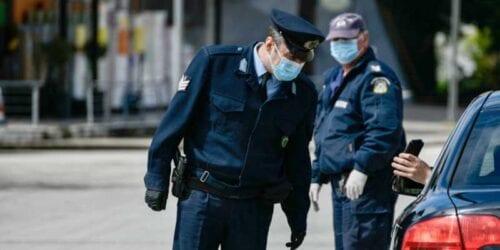Δέκα αστυνομικοί θετικοί στην Τροχαία Κοζάνης