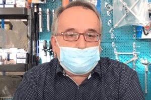 eordaialive.gr :Πτολεμαΐδα: Μιχάλης Δεληκώστας - ''Είμαστε αντίθετοι στο lockdown'' - Βρισκόμαστε σε απόγνωση ! (βίντεο)