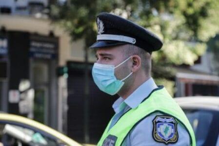 eordaialive.gr: Σαφάρι ελέγχων της αστυνομίας για την χρήση μάσκας