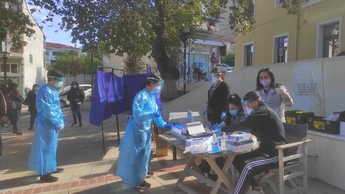 Δ. Μακεδονία: 573 κρούσματα κορονοϊού τον Οκτώβριο και πάνω από 5.000 τεστ