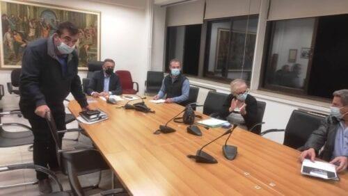 Κοζάνη: Έκτακτη σύσκεψη στην Περιφέρεια για πιστή τήρηση των μέτρων