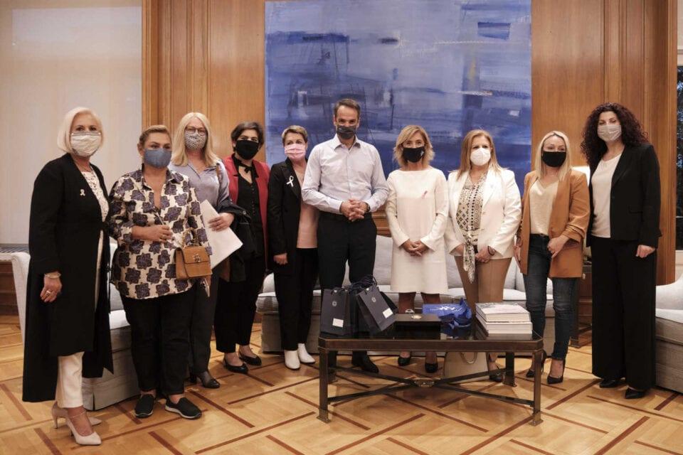 Μητσοτάκης: Δωρεάν μαστογραφία για όλες τις γυναίκες