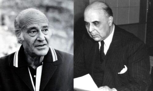Οι δύο Έλληνες Νομπελίστες: Γιώργος Σεφέρης και Οδυσσέας Ελύτης