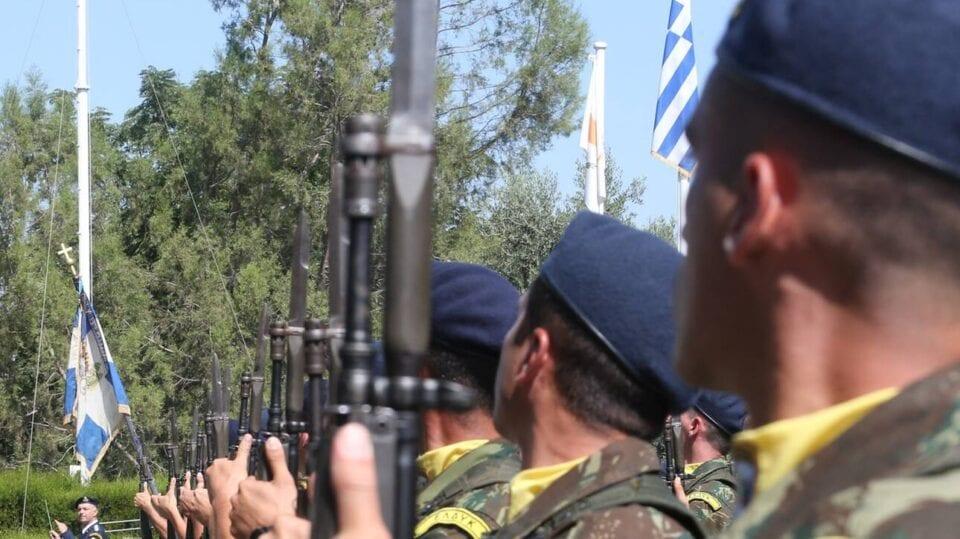 Στρατιωτική θητεία: Οι νέες αλλαγές για την κατάταξη στον Στρατό Ξηράς