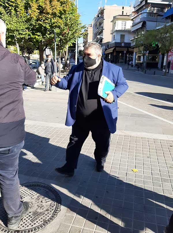 Ο Αλέξης Τσίπρας έφτασε στην Κοζάνη-Ξεκίνησε η σύσκεψη με τους πέντε δημάρχους της Π.Ε. 54