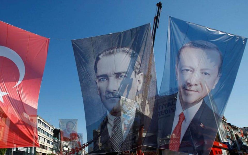 Ιστορία σύγχρονης Τουρκίας