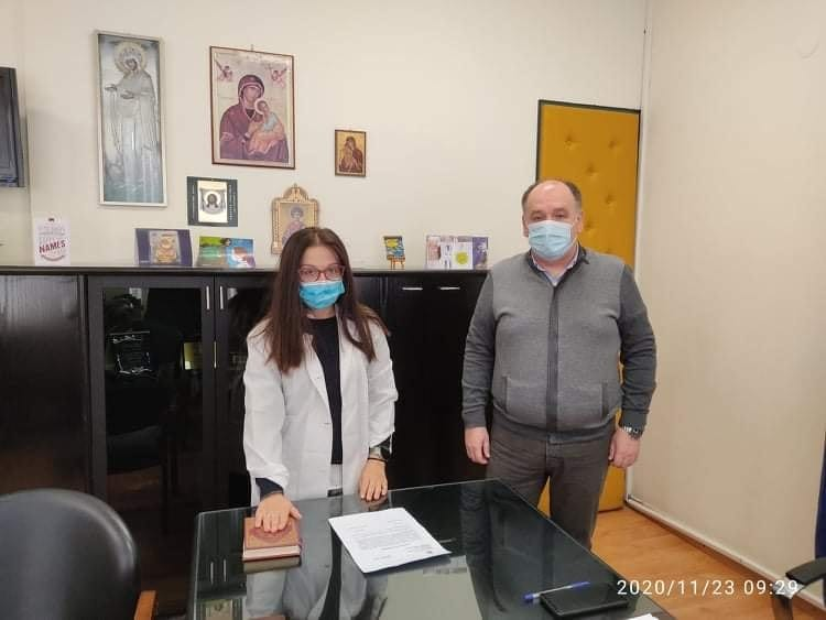 Πτολεμαΐδα: 7η ορκωμοσία μόνιμου γιατρού ειδικότητας Πνευμονολόγου επιμελητή Β'