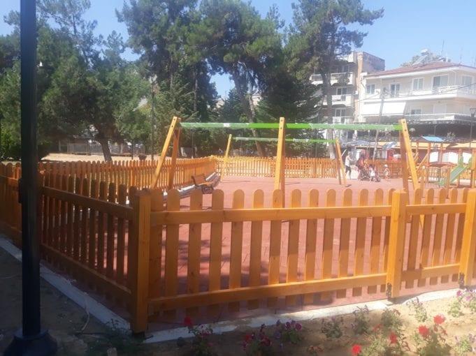 Πτολεμαΐδα: Αναστολή λειτουργίας για δέκα παιδικές χαρές λόγω Covid-19