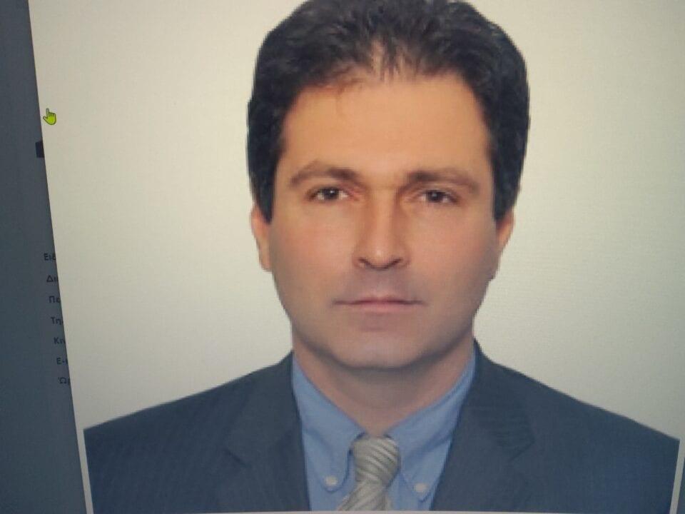 Eυχαριστήριο Αθηνάς Τερζοπούλου προς τον Γιατρό Γαστρεντερολόγο κ. Νίκο Ελευθεριάδη