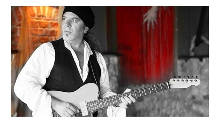 Πέθανε σε ηλικία 54 ετών ο Κοζανίτης μουσικός Βασίλης Blue Σωτηρίου