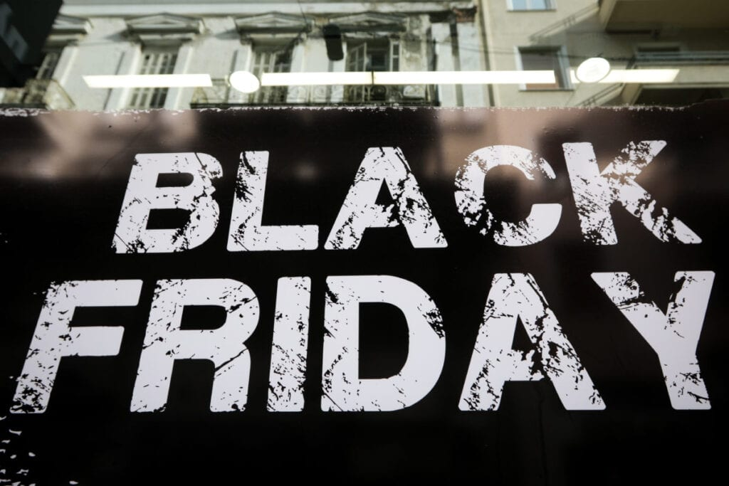 Black Friday: Φέτος είναι η χρονιά των e-shops – Πρόταση για νέα ημερομηνία