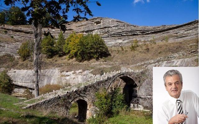 """""""Σωτηρία"""" από την κατάρρευση του γεφυριού της Σβόλιανης."""