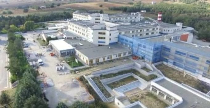 Πτολεμαΐδα: Αύξηση των διαθέσιμων κλινών για Covid-19 στο Μποδοσάκειο Νοσοκομείο