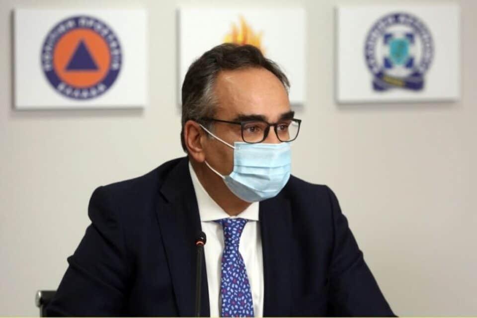 Κοντοζαμάνης: Θα έρθει και στην Ελλάδα το εμβόλιο της Pfizer
