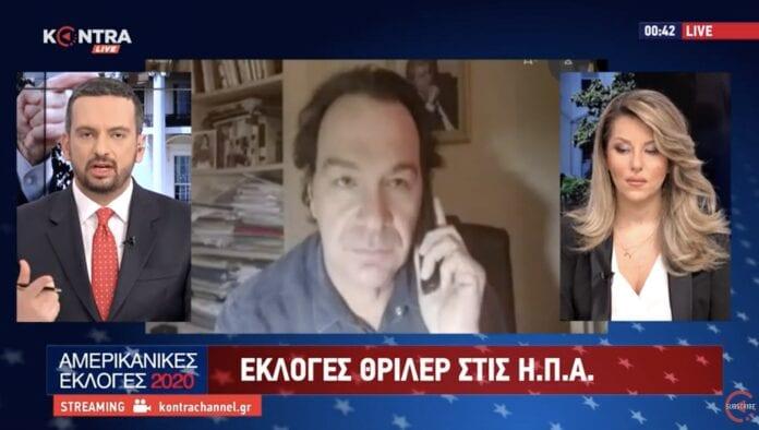 """"""" Συνεκμετάλλευση 80-20 στο Αιγαίο,υπέρ της επιδιώκει η Τουρκία""""! Δημ.Σταθακόπουλος"""