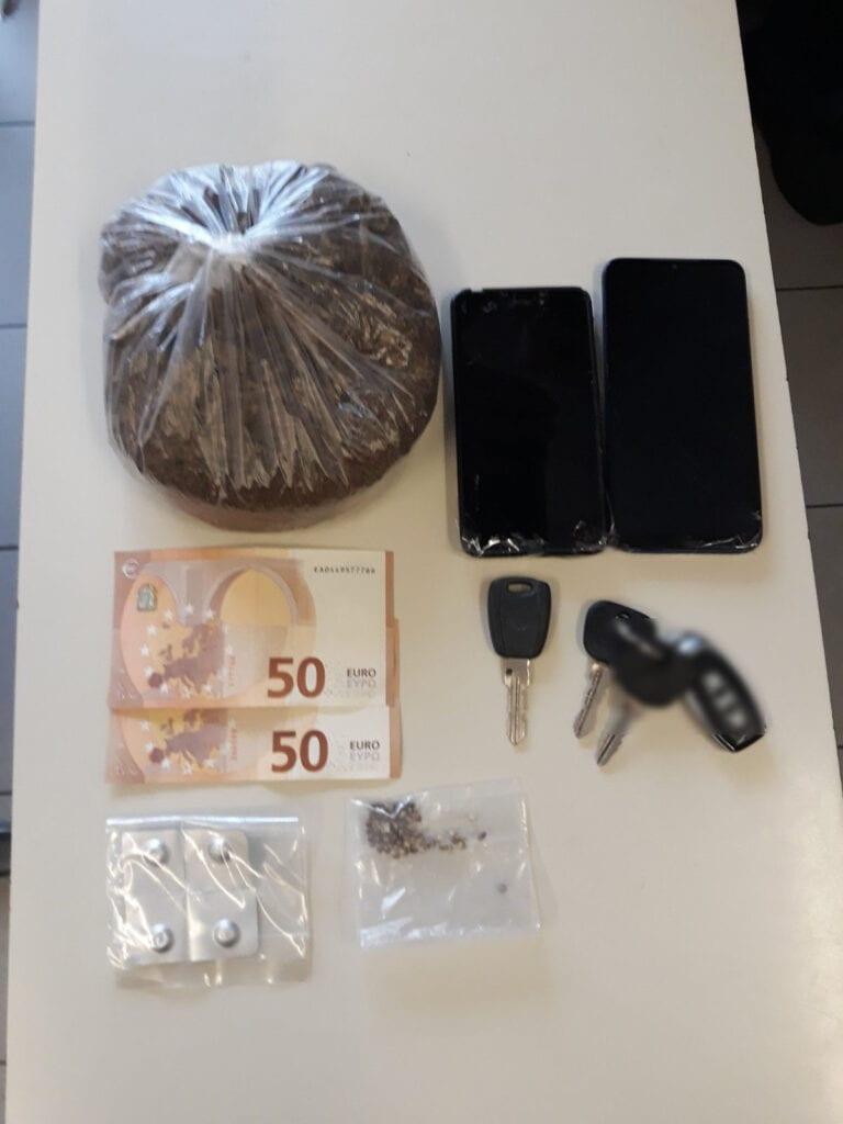 Συνελήφθησαν δύο άτομα στη Φλώρινα για κατοχή ναρκωτικών ουσιών