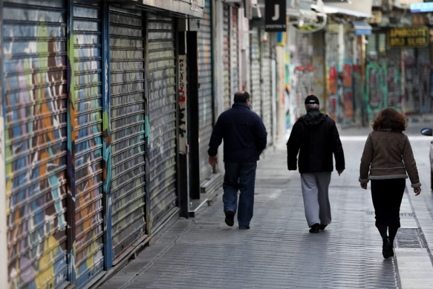 Άρση lockdown: Πότε θα ανοίξουν τα μαγαζιά και πώς