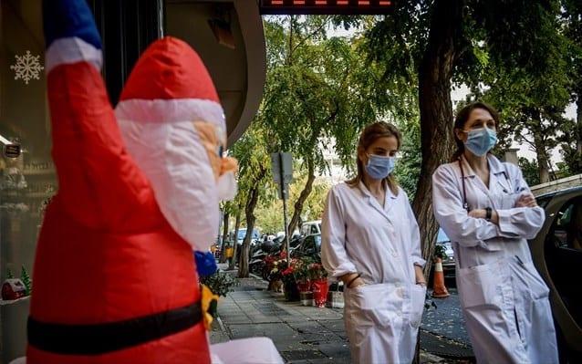 Κορωνοϊός: Οριακά καλύτερη η εικόνα στην παράταση- Επιφυλάξεις για την άρση του lockdown