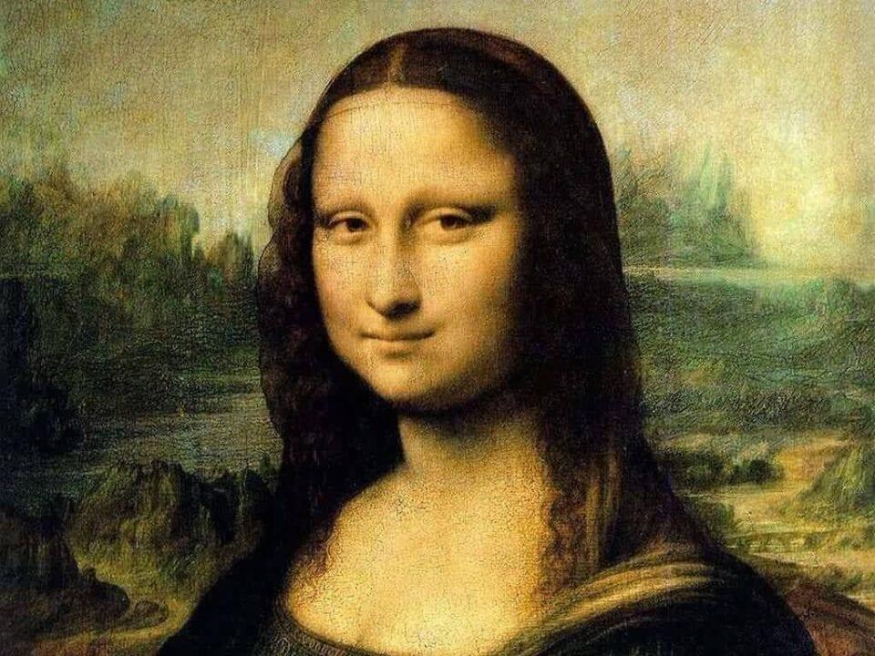 Viral στα social: Η Τζοκόντα στην καραντίνα δηλώνει καλά!