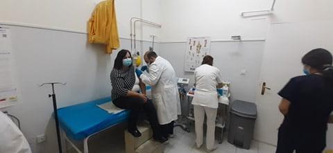 Κορωνοϊός: Εμβολιάστηκαν οι εργαζόμενοι του προγράμματος «Βοήθεια στο σπίτι» του Δήμου Κοζάνης