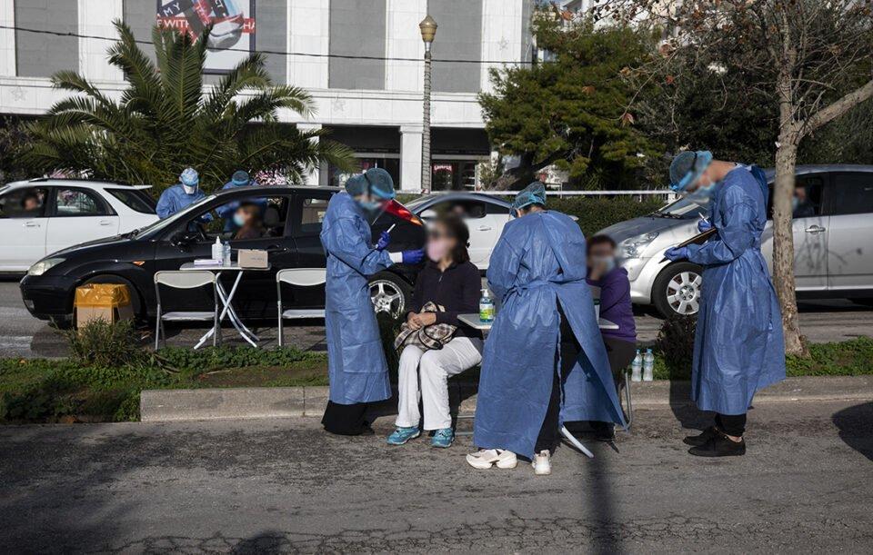 Κορονοϊός: Πόσα κρούσματα καταγράφηκαν στην Αττική- Ο «χάρτης» της κατανομής