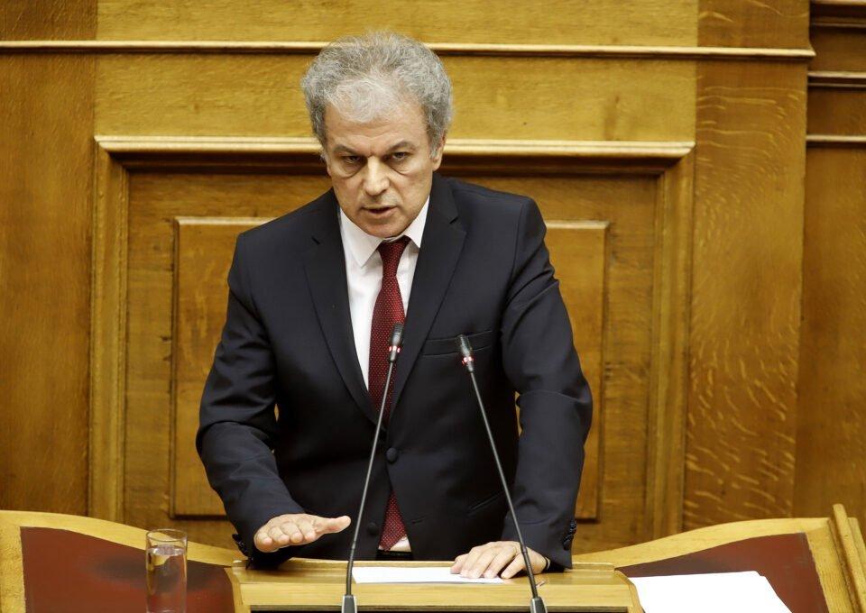 Σε επέμβαση καρδιάς υποβλήθηκε ο βουλευτής Ν. Κοζάνης της Νέας Δημοκρατίας Γιώργος Αμανατίδης
