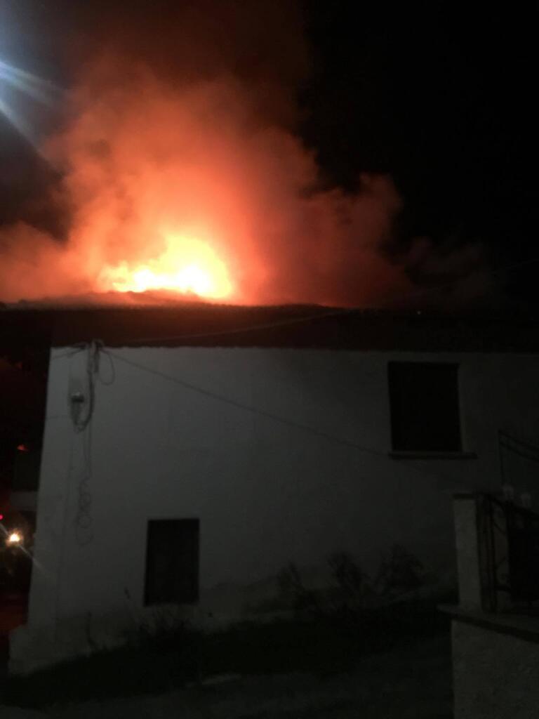 Φωτιά, σε σπίτι στο Βαρικό Φλώρινας