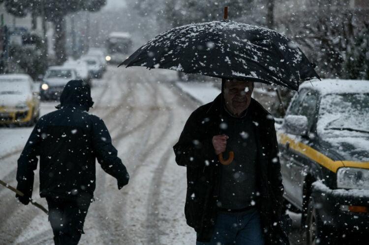 Κλέαρχος Μαρουσάκης: Πολικό ψύχος με χιόνια ακόμα και μέσα σε πόλεις