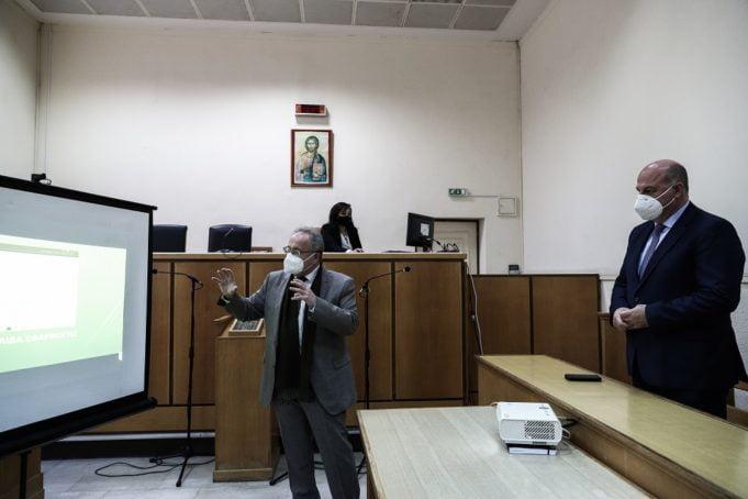Μέσω ψηφιοποίησης οι δίκες στα ποινικά – Ηχογράφηση των πρακτικών