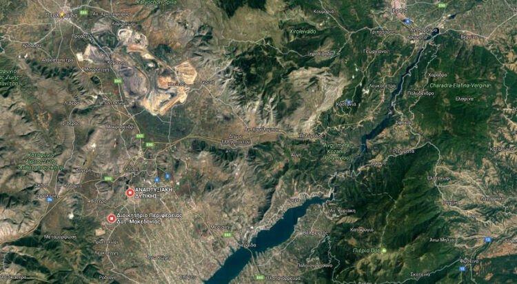 ανάρτηση του δασικού χάρτη όλων των τοπικών & δημοτικών κοινοτήτων των δήμων κοζάνης, βοΐου, εορδαίας, σερβίων και βελβεντού της π.ε. κοζάνης