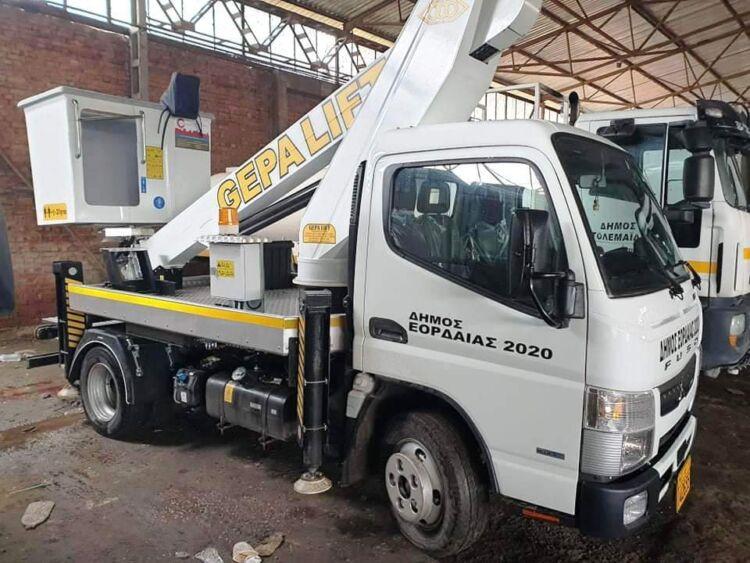 προμήθεια νέων μηχανημάτων έργου στο δήμο εορδαίας. 8